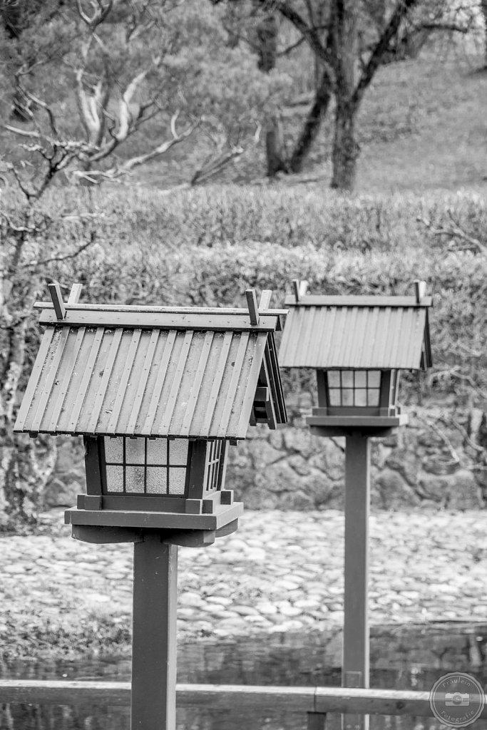Japanischer Garten im Westpark III
